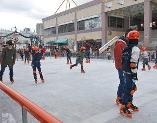 アイススケートリンク