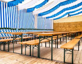 催事会場の仮設冷房